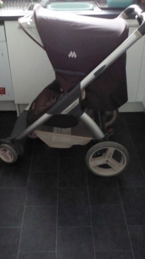 Maclaren Brown Stroller