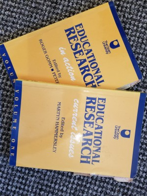 Two educational research books