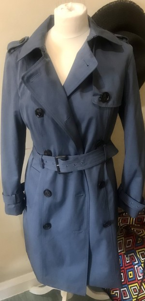 M&S Collection Stormwear Blue jacket size 6 RRP £55.  New with tag bu
