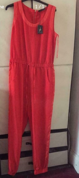 Brand new size 12 playsuit
