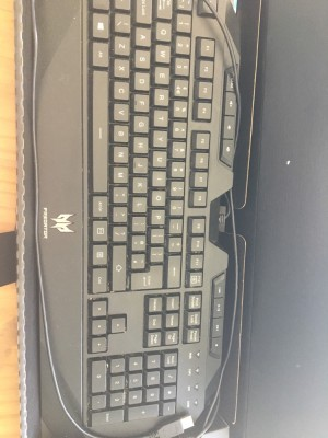 Keyboard & mouse