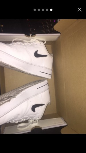 Air Force Ones (AF1) Size 8.5 Trainers