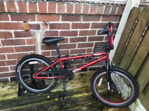 Used voodoo bmx bike