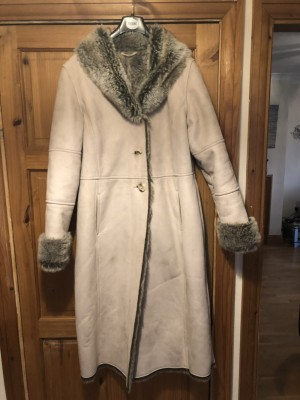 Next winter coat size 16