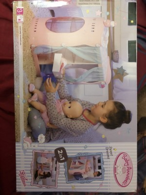Baby annabell 2 in 1