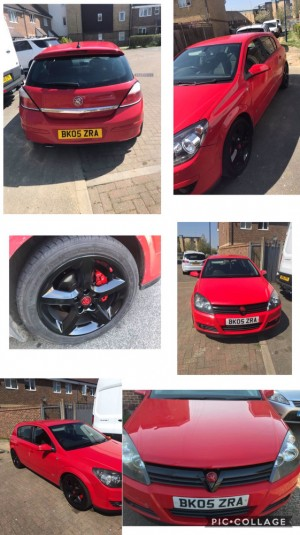 Vauxhall Astra Sports 1.8