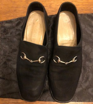 Gucci shoes size 10