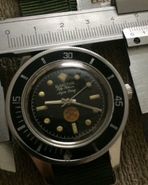 Reproduction US Military FIfty Fathoms BLANCPAIN AQUA LUNG WristWatch