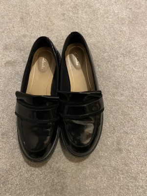 Women's Clark's bellies loafer