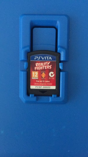 Reality Fighters for the PS Vita