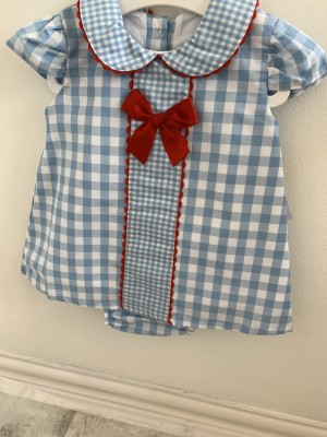 Baby girls two piece outfit