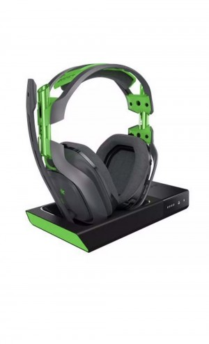 ASTRO Gaming by Logitech A50 Wireles Headset+Base Station XBOX Grey/gr