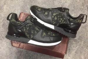 Bnwt Men's Louis Vuitton Runners 2 Colours £55 Each
