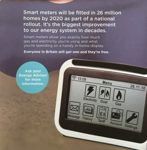 Free Pre Pay Smart Meters