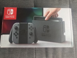 Nintendo Switch 32 GB used in very good condition