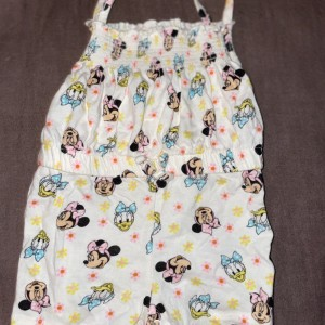 Minnie and daisy jumpsuit
