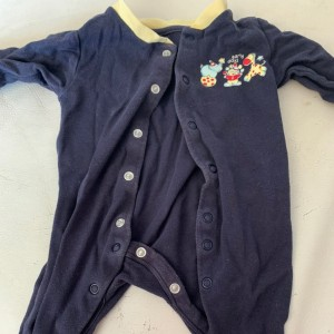 Baby boys early days sleep suit 0-3 months