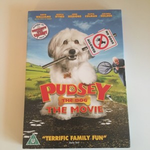 Pudsey The Dog (The Movie)