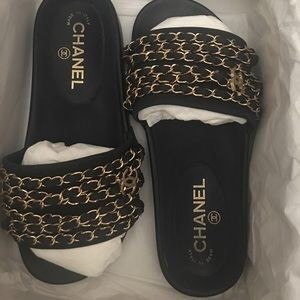 Chanel Sliders any size