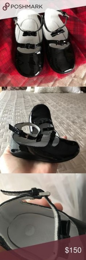 Genuine Chanel shoes newborn