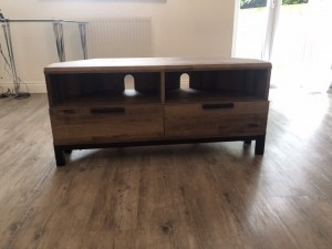 Tv Unit Next home bronx range Brand new  No longer need due to moving and does not fit  Make an offer
