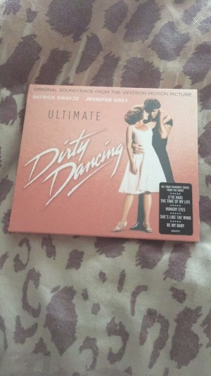 Dirty dancing cd (Sealed)