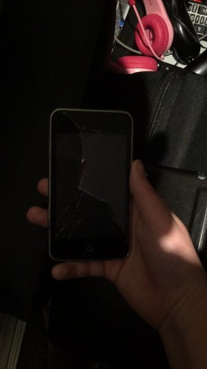 iPod touch DOESNT TURN ON