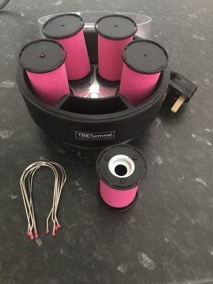 TRESemme hot rollers