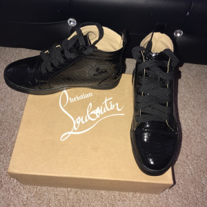 Womens Louboutin Trainers