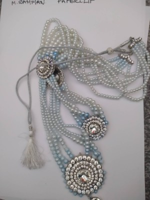 Asian style necklace