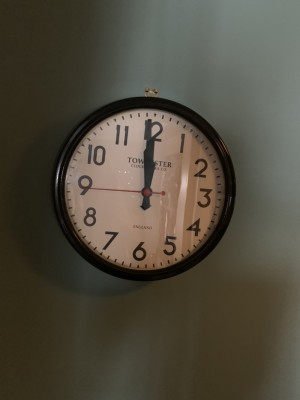 Black clock needs new mechanism