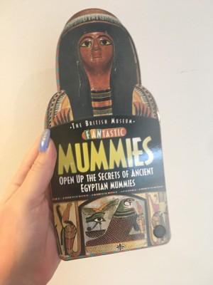 Mummies book brand new