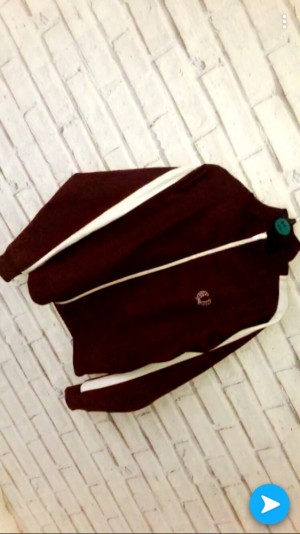 Fred Perry Boys Jacket