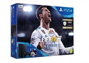 PS4 500GB FIFA 18 BUNDLE