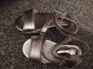 Baby Size 4 sandals/shoes