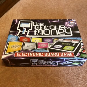 The Colour of Money Electronic Board Movie Game ITV Show By Drumond Pa