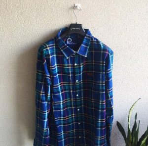 Penfield Lumberjack Blue Shirt - Size XL - Great Condition