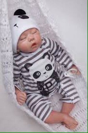 Reborn boy doll like new