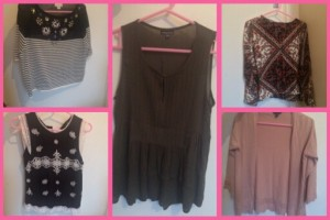Bundle of Size S clothes that are in good condition