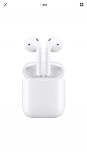 apple AirPods brand new in a box
