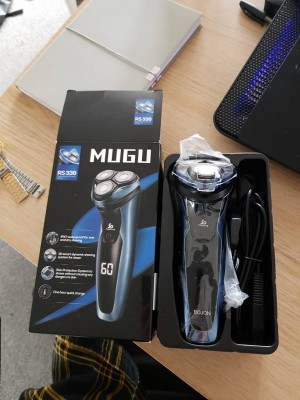 New Electric Shaver
