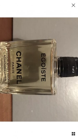 Chanel aftershave