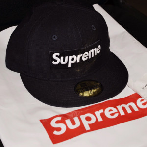 Supreme Box Logo x Playboy Snapback Hat