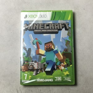 Minecraft Xbox 360 Brand New Sealed