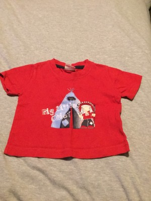 Baby Boys T-Shirt - Aged 3-6 Months