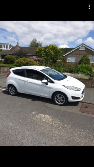 Ford Fiesta 1.2 low mileage 58000