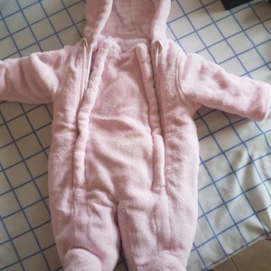Girls Snowsuit First Size
