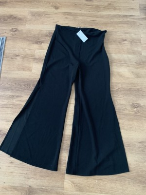 New Black Trousers Size 18