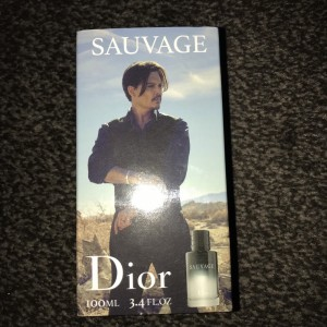 Men's Dior Sauvage Perfume 100ml £25