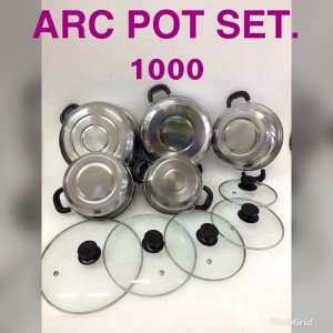 Arc Pot set